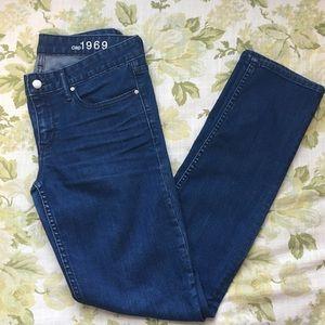 GAP 'Always Skinny Cuffed' Jeans